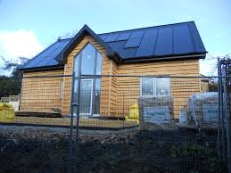 ultra low energy passive house fovant wiltshire sustainable background