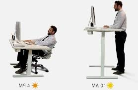 most affordable standing desk ship free and 30 day trial intended for elegant property sitting to standing desk designs