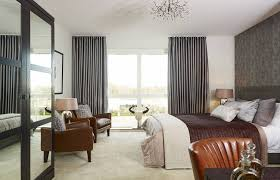 Gray And White Curtains Grey Bedroom With White Curtains Integralbook Com