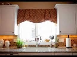 kitchen window coverings ideas kitchen window valance decorating ideas