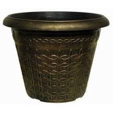 75 helix metal drum stool bronze made by countryside finds to