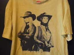 rare mambo australia yellow t shirt size xl pretty cowgirls 100