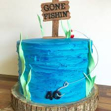image result for gone fishing cake cake deco u0026 cookies