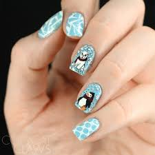 copycat claws the nail challenge collaborative winter