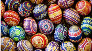 Russian Easter Egg Decorations by Slavic Club U0027s Easter Egg Decorating Workshop Seton Hall University