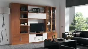 wooden cabinets for living room decoration wall unit designs for living room the units interesting