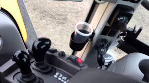 cab volvo l220g wheel loader förarhytten l220g youtube