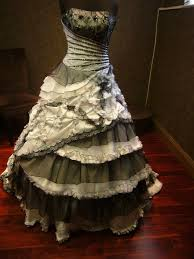 wedding dress steampunk bridalblissonline com