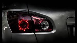 juke aftermarket tail lights led tail light nissan qashqai youtube