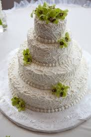 file buttercream lace wedding cake 6152393409 jpg wikimedia