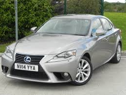 lexus is executive used lexus is 300 saloon 2 5 executive edition e cvt 4dr in