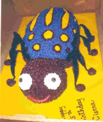 childrens cakes learn to make childrens cakes such as this spider bug cake