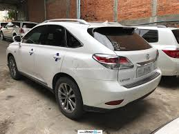 gray lexus rx 350 lexus rx 350 full option white 2v in phnom penh on khmer24 com