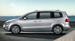 volkswagen vw volkswagen sharan estate review 2010 parkers
