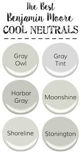 Benjamin Moore 2017 Colors by The Best Neutral Paint Colors Bless U0027er House