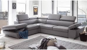 canapé avec coffre casablanca canapé d angle avec coffre et têtières relevables