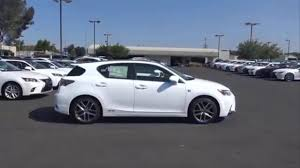 lexus ct200h near me 2017 new lexus ct200h sport youtube