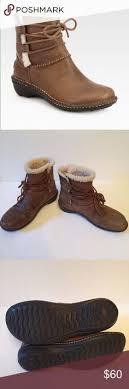 ugg australia caspia boot on sale us 54 33 socofy sooo comfy vintage handmade floral ankle leather