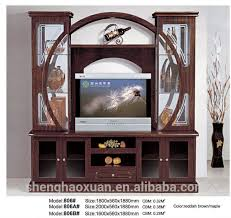 Wooden Shelf Designs India by India Furniture Wooden Tv Cabinets Designs 805 Bedroom Wall