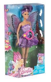mariposa fairy princess willa purple doll