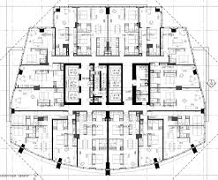 skyscraper floor plans scrapped trilogy tower 70st 255m mixed page 10 skyscrapercity