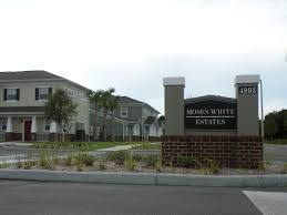 One Bedroom Apartments Tampa Fl by Moses White Sign Jpg