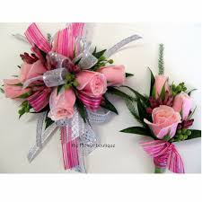 pink corsages for prom prom 825 jpg
