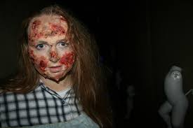 Colleges For Special Effects Makeup Hopwood Hall Students Harvest Screams At The Farm Of Terror