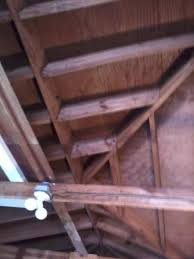 Insulating Vaulted Ceilings by Attic Insulation For Vaulted Ceilings Doityourself Com Community