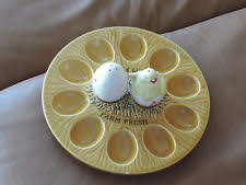 deviled egg platter vintage deviled egg collectibles ebay