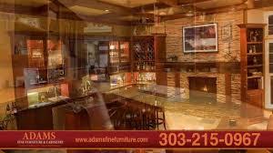 adams fine furniture u0026 cabinetry living u0026 dining room custom