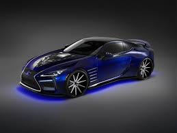 lexus new car lexus lexus unveils two new vehicles inspired by marvel studios