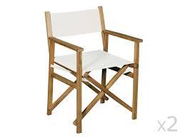 chaise de realisateur déco chaise fauteuil metteur en scene 33 colombes colombes
