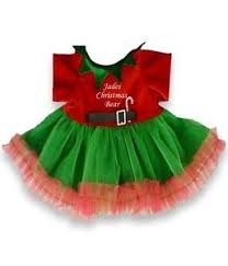 teddy clothes teddy clothes 15 16 fits build a christmas dress