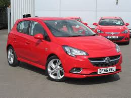 corsa opel 2016 used 2016 vauxhall corsa 1 4 sri vx line 5dr for sale in berkshire