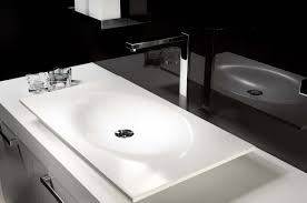 Corian Moulded Sinks by Corian Bathroom Sinks And Countertops Best Bathroom Decoration