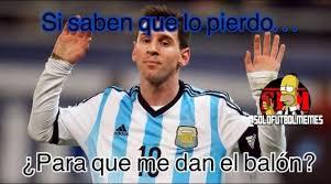 Memes Sobre Messi - la victoria de argentina y el gol de leo messi nos dejaron estos