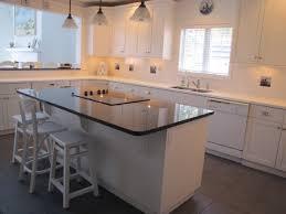 white kitchen island with seating white kitchen island table