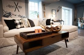 ski lodge inspired living room hayneedle blog