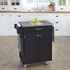 uncategories rolling table cart kitchen storage cabinet on