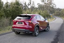 updated 2018 lexus nx line up what u0027s new forcegt com