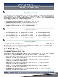 best professional resume template resume exles amazing top 10 best professional resume templates