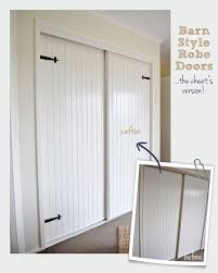 Closet Doors Barn Style Door For Closet Exterior Barn Doors Barn Style Doors Best 25 Barn