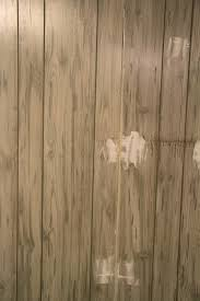 Wood Paneling Walls Rental Improvement Painting Faux Wood Paneling Put That On Your
