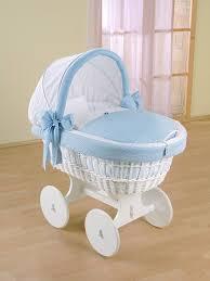materasso culla vimini in vimini per neonati con cappottina h16623