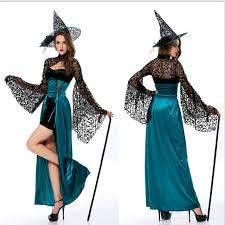 Masquerade Dresses Halloween Costume Gothic Halloween Costumes Women Witch Fancy Dress Costume
