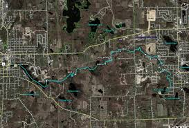 Holly Michigan Map by Shiawassee River Can U0027t Find It Scroll Down May 2011