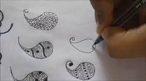 Learn Interior Design Basics Learn Heena Basics 6 Diy Henna Design How To Make Pasley