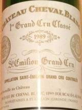 learn about chateau cheval blanc 1989 château cheval blanc bordeaux libournais st