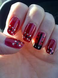 first easy nail polish designs at home good nail polish designs